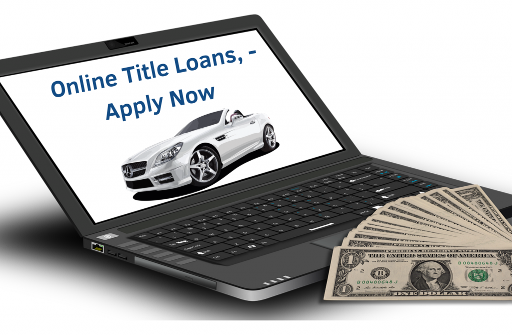 Apply online for a car title loan